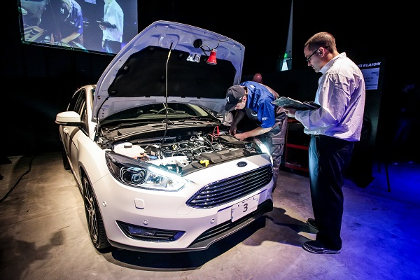 Ford competencia habilidades