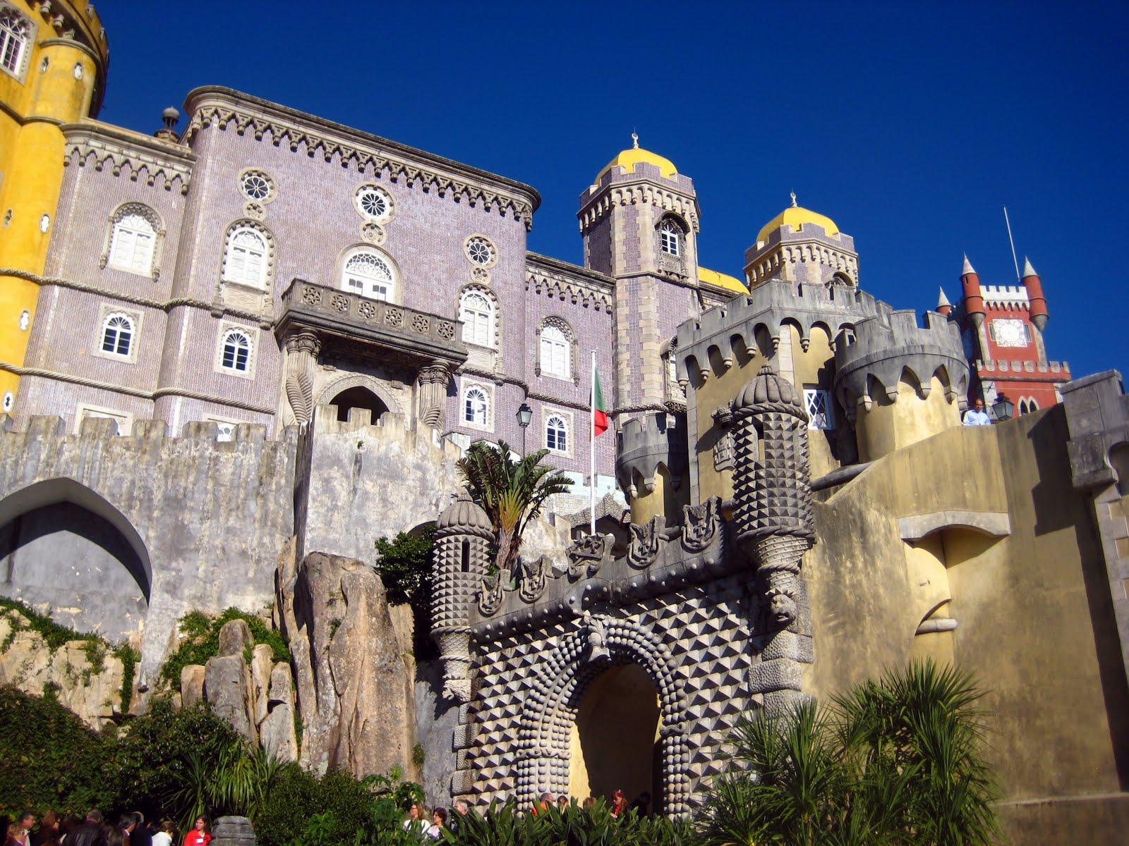 Cool Lisbon Visit Sintra