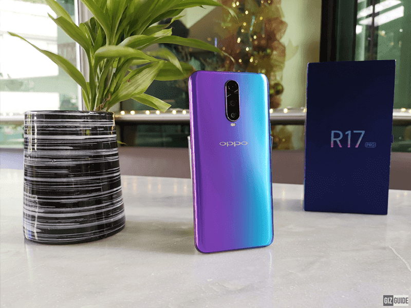 OPPO R17 Pro Review - Incredible charging speed and low light cameras