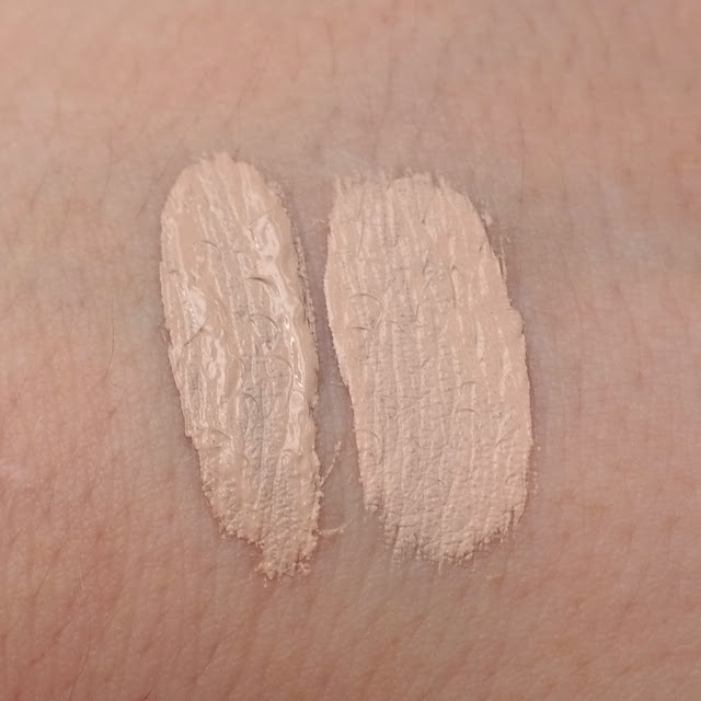 Makeup Revolution Conceal&Define C2, Tarte Shape Tape Fair Neutral