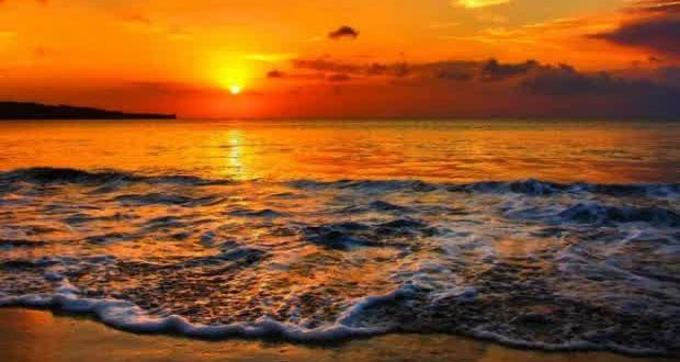 Pantai Canggu di Seminyak Bali Indonesia
