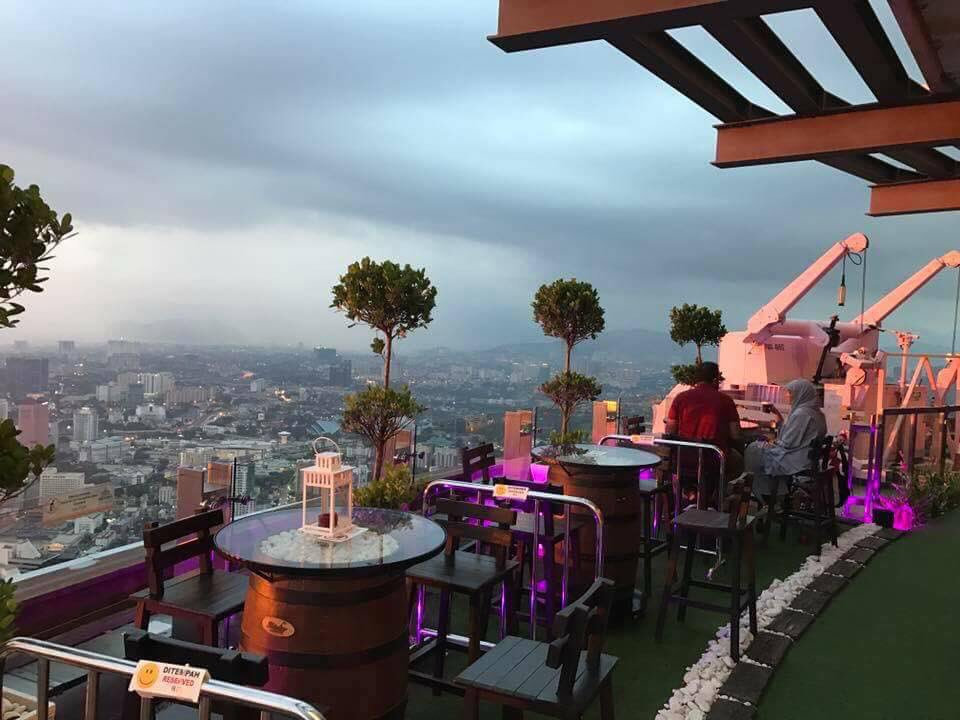 SKY CAFE KL TOWER ~ Wordless Wednesday