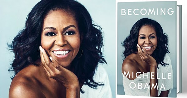 Michelle Obama Launches 10-City Tour For Her New Book That Will Be Published in ...