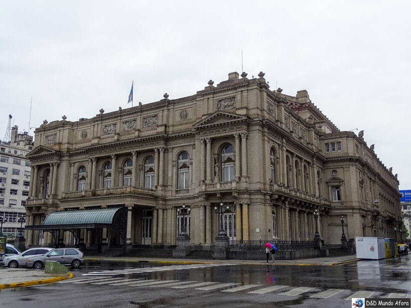 O que fazer em Buenos Aires - Teatro Colón