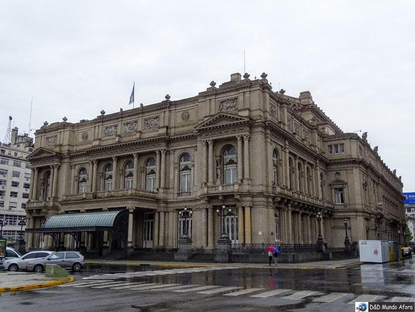 Teatro Colón em Buenos Aires (Argentina): como visitar