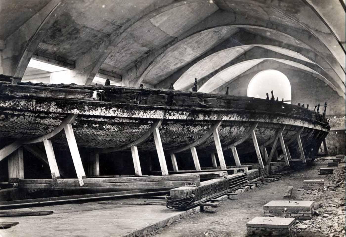 syracuse roman ship - photo#29