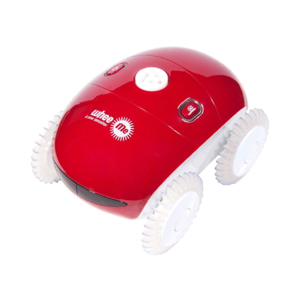 cadeaux 2 ouf id es de cadeaux insolites et originaux wheeme un robot de massage autonome. Black Bedroom Furniture Sets. Home Design Ideas