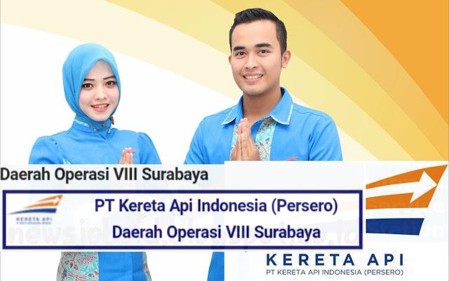 Lowongan Kerja PKWT PT Kereta Api Indonesia (Persero) April 2017