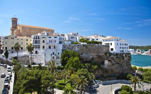 Mahon em Menorca