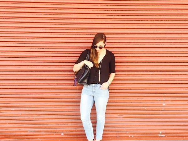 What I Wear Wednesday: Back to Basics