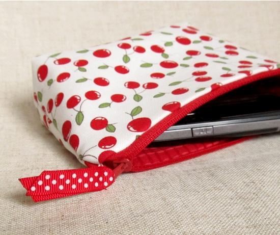 шитье, сумка для косметики, sewing