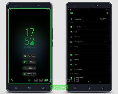 terkadang kita bosan menggunakan tampilan yang itu 18+ Tema Xiaomi Tembus Semua Aplikasi untuk MIUI 8/9/10