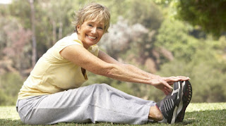 The exercise helps in weight loss after menopause