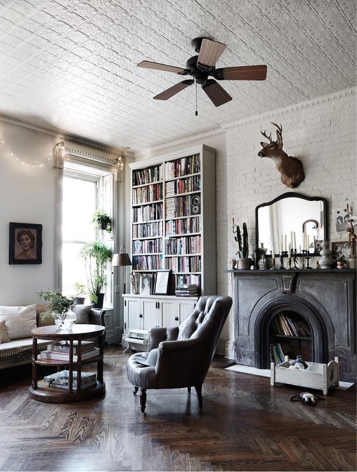 Appartamento old style a new york blog di arredamento e for Hem arredamento