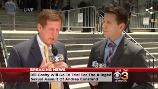 Gloria Allred Speaks After Judge Rules Cosby Case Going To Trial
