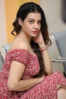 Diksha Panth in a Deep neck Short dress at Maya Mall pre release function ~ Celebrities Exclusive Galleries 036.JPG