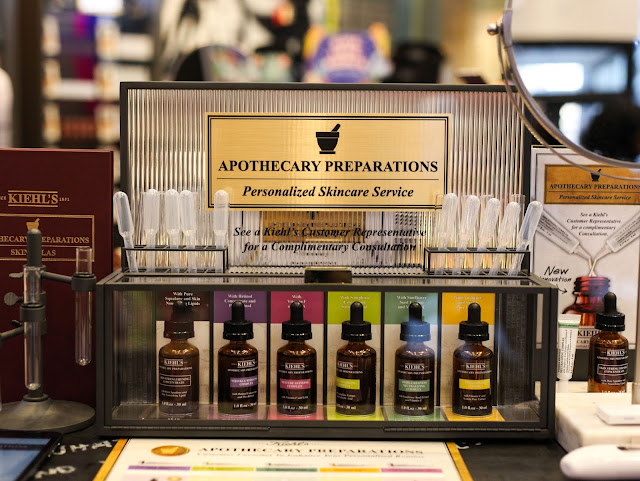 Kiehl's Bespoke Apothecary Preparations