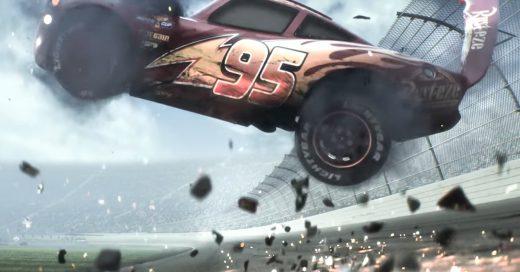 El impactante tráiler de Cars 3 que está traumando a los niños