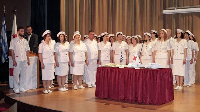 Εκπαίδευση Εθελοντών Νοσηλευτικής από το τοπικό τμήμα του Ελληνικού Ερυθρού Σταυρού Αλεξανδρούπολης