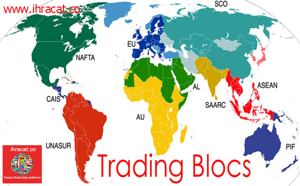 WORLD TRADE BLOCKS