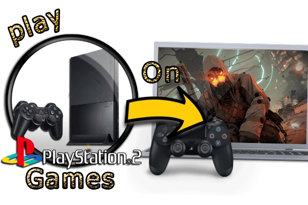 How to DOWNLOAD and  Play PS2 Games on Your PC Or Laptop  with PCSX2! fro FREE