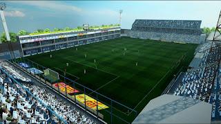 Estadio Nuevo Monumental (GDB) - Atletico Rafaela Pes 2013