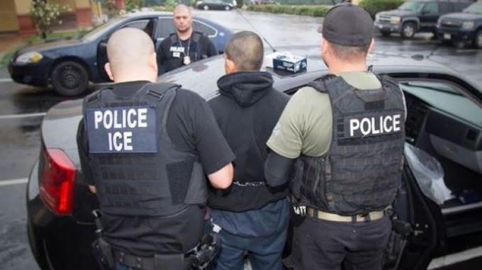 Dominicanos con antecedentes por narco detenidos por la ICE durante redadas en  El Bronx