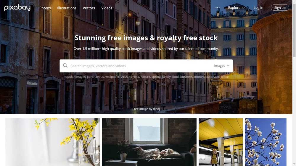 Website tempat download gambar vector ai eps svg gratis untuk keperluan personal dan komersil tanpa atribut
