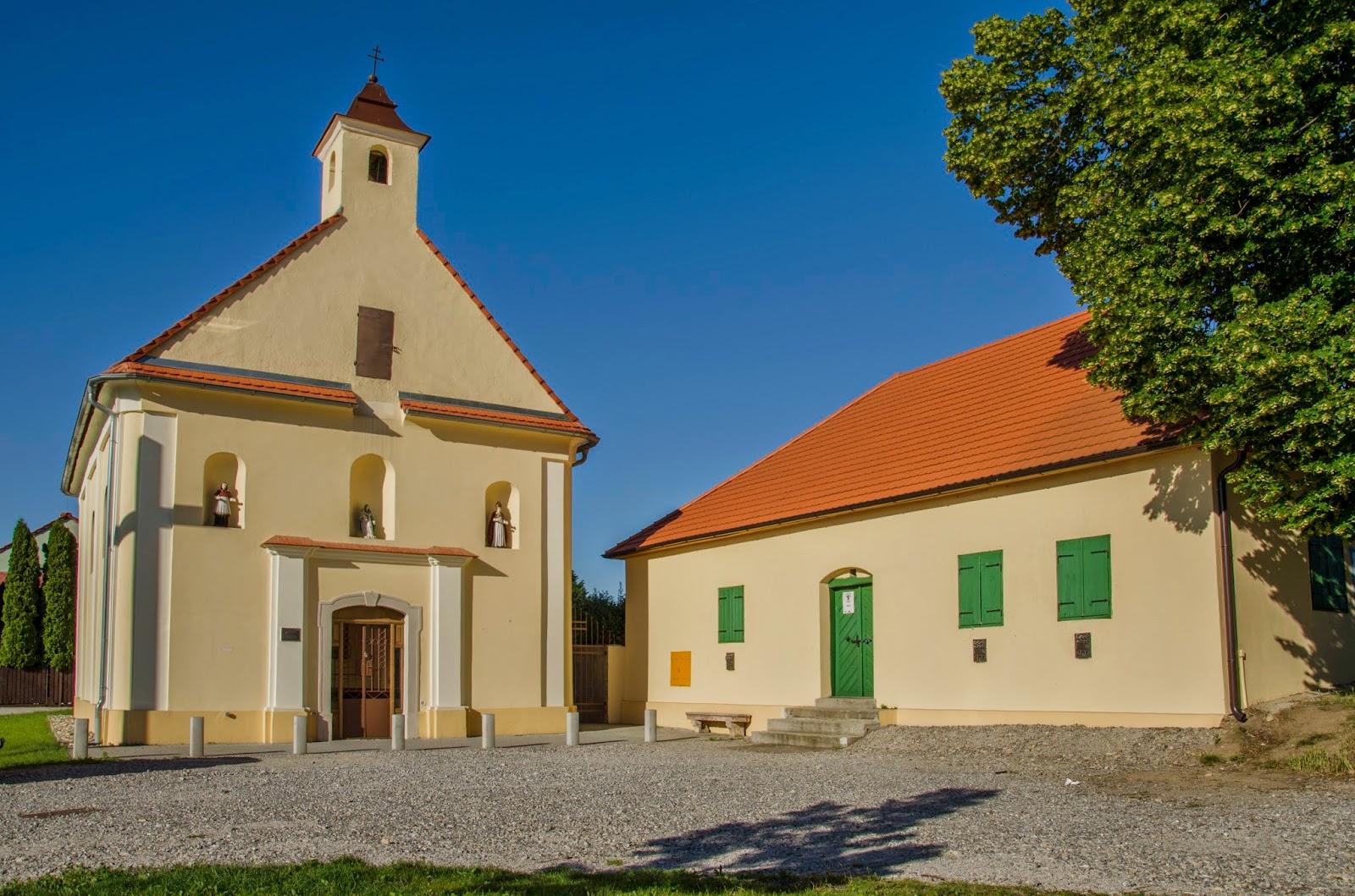 Kostol skalica