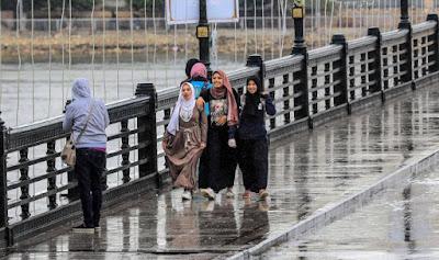 الشتا يدق البيبان, التنبؤ بالفيضان, اماكن سقوط الامطار, 48 ساعة المقبلة,
