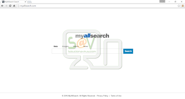 MyAllSearch.com (Hijacker)
