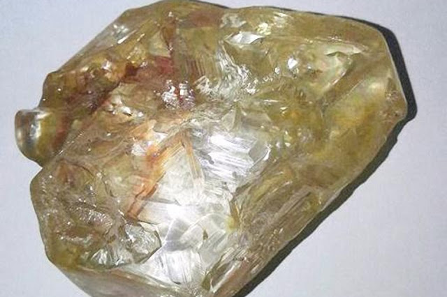 Pastor Prays To God For A Miracle, Finds A 709-Carat Diamond In A Mine!