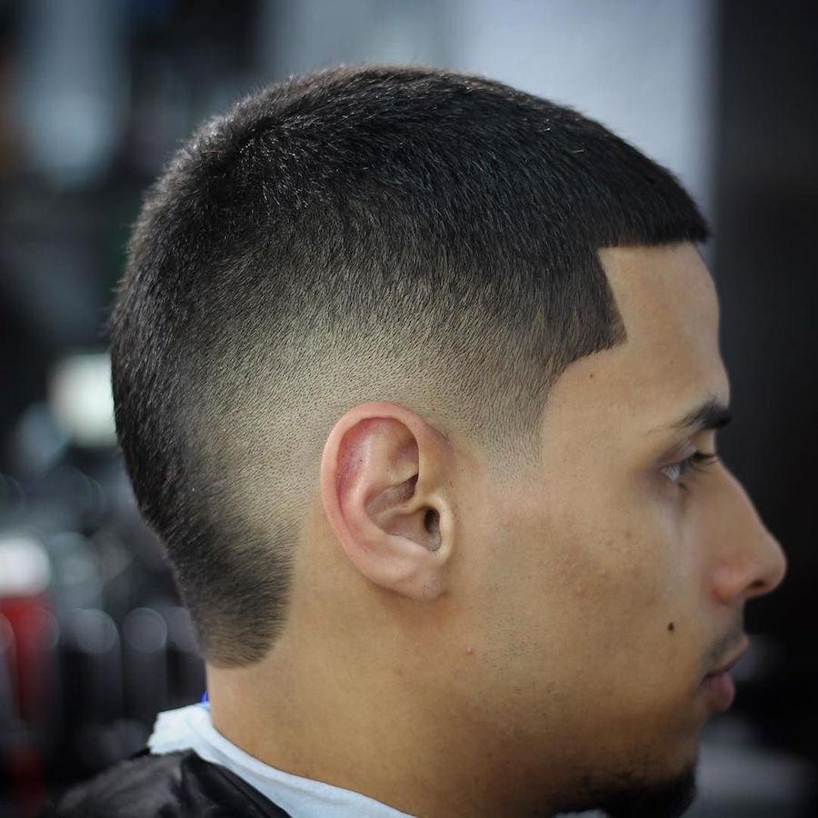 Barber Style Men S Fashion Fades