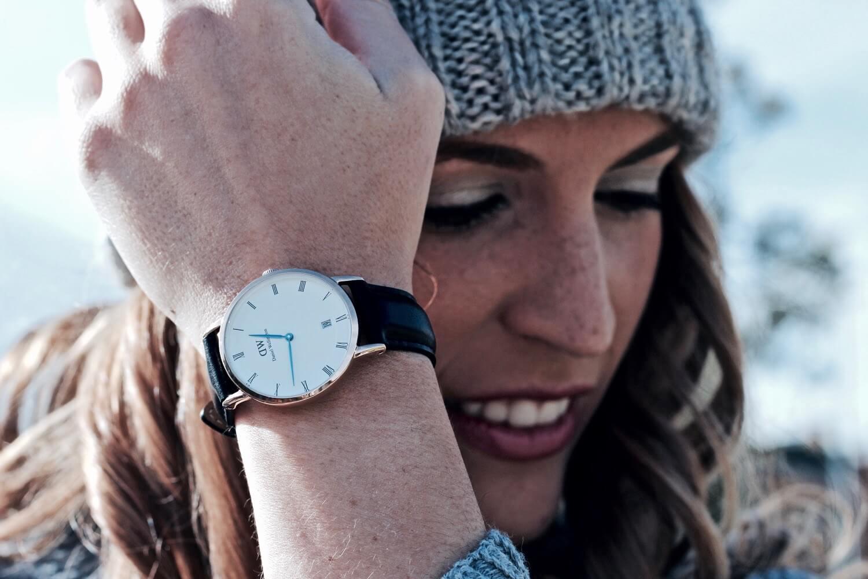 reloj daniel wellington con descuento