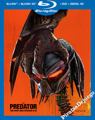 El Depredador (2018) HD 1080P Latino