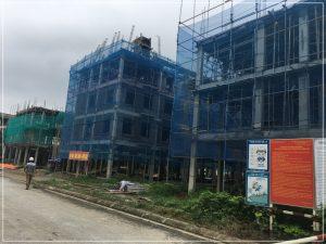 Tiến độ dự án La Casta Văn Phú quý I,II/2017