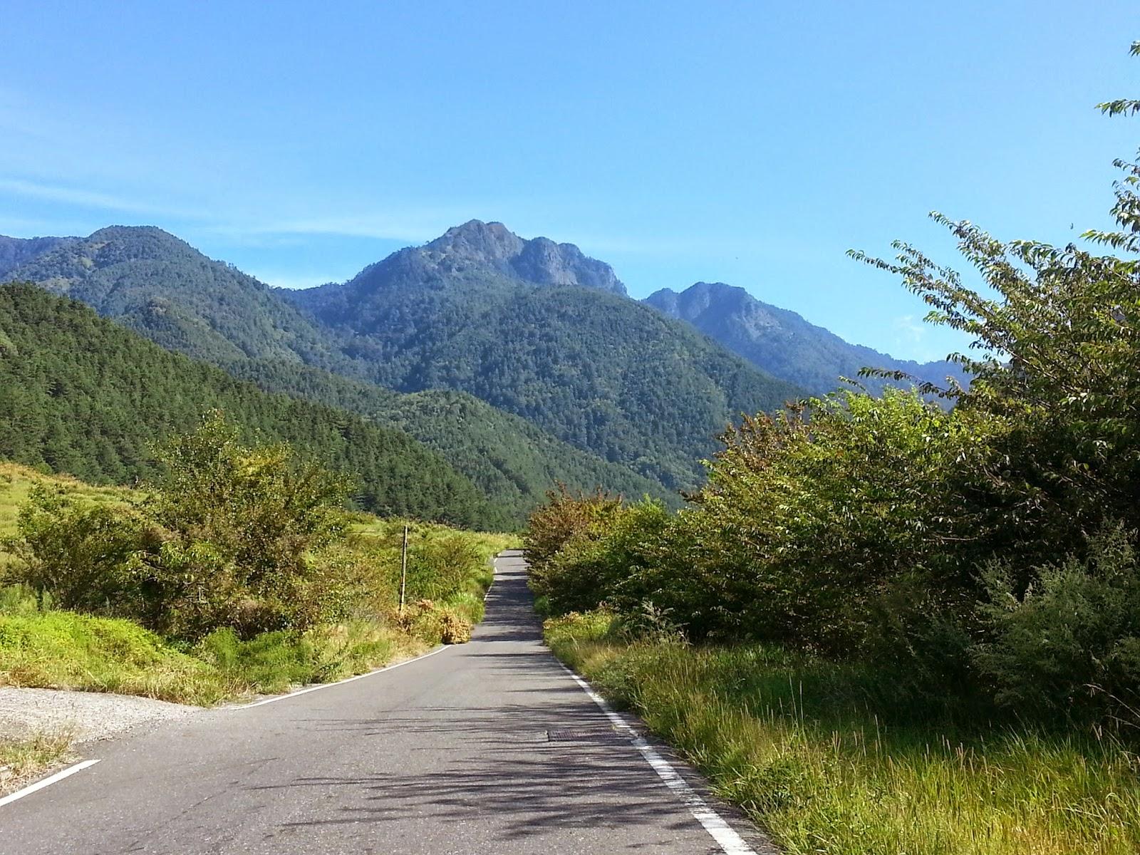 50羚: 武陵農場之桃山瀑布(下)