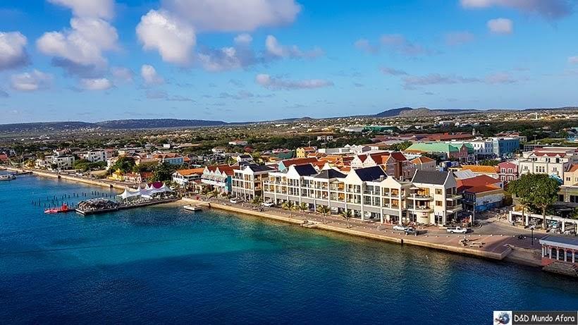 Roteiro de 8 dias no cruzeiro pelo Caribe  - Bonaire