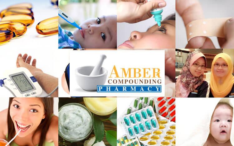 Amber Pharmacy Nusajaya Johor