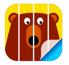 ANIMAL RESCUE de Patrick george app niños 5 años animales
