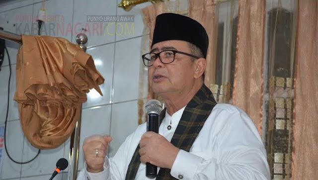 Wagub Nasrul Abit : Suasana Kota Tua Muaro Padang Mesti Dilestarikan