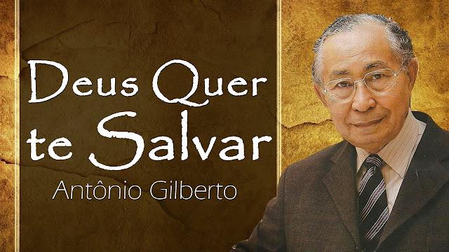Morre aos 91 anos o pastor Antonio Gilberto o teólogo das Assembleias de Deus
