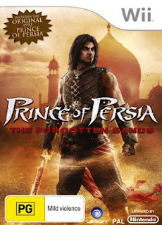 Prince of Persia The Forgotten Sands Wii free download full version