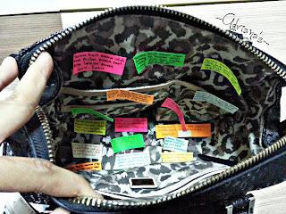 Hadiah Tas Untuk Ibu dengan 16 Lembar Terima Kasih