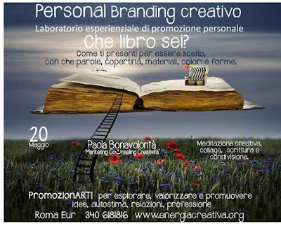 PromozionARTI laboratorio di Personal Branding creativo