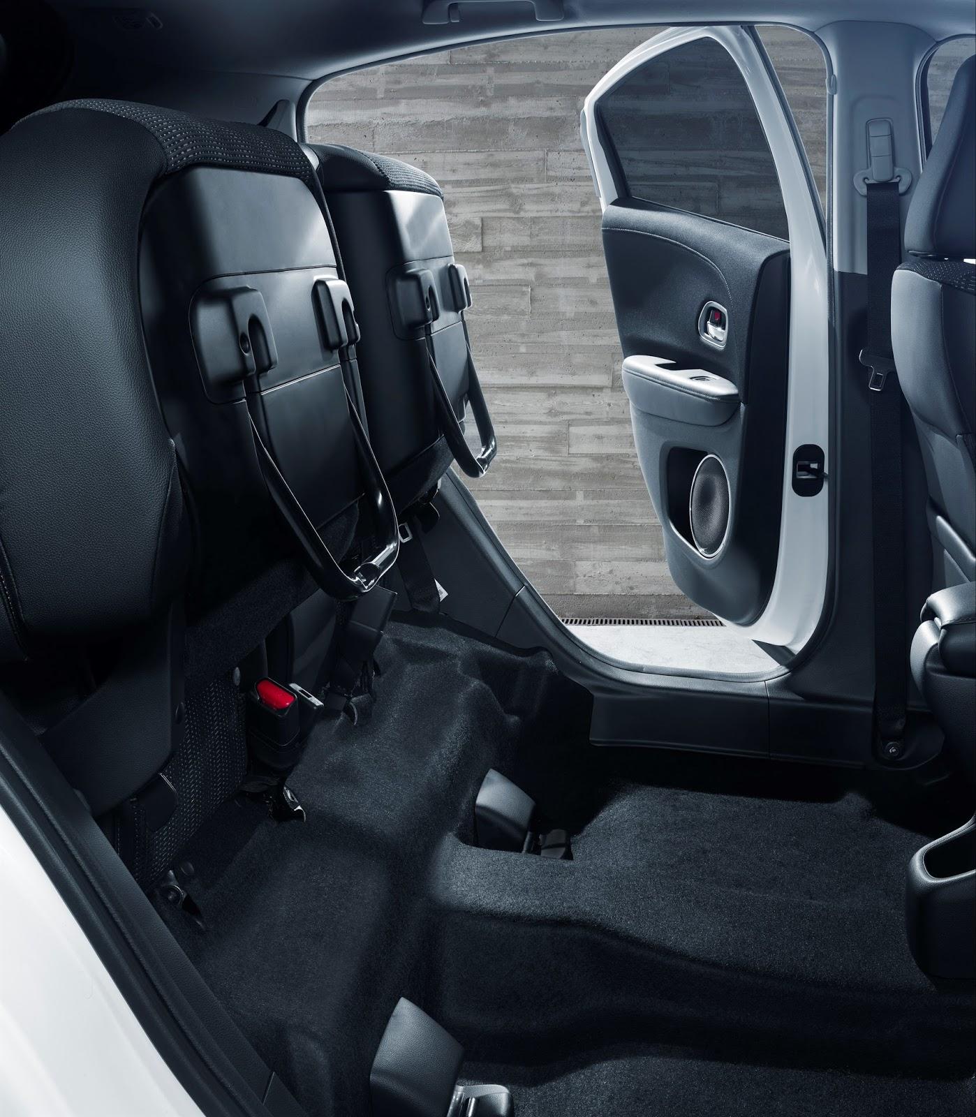 40677 2015 Honda HR V Νέο Honda HR-V : Το πολυμορφικό SUV