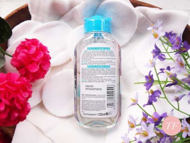Garnier Micellar Water Pure Active for oily acne prone skin and Garnier Micellar Water for sensitive skin. There is no irritation, it makes my skin fresh, smooth and supple. It removes makeup easily at one wipe, they are affordable and easy to find.