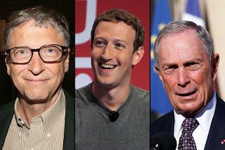 أغنى خمسة في العالم !