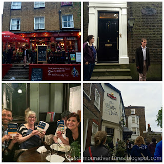 Sleachmour Adventures: How we spent 6 days in London, Hampstead Heath Pub Tour and 2for1 sight-seeing options