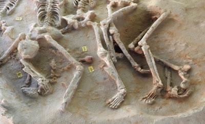 «Σκελετοί στις ντουλάπες» των αρχαιολόγων